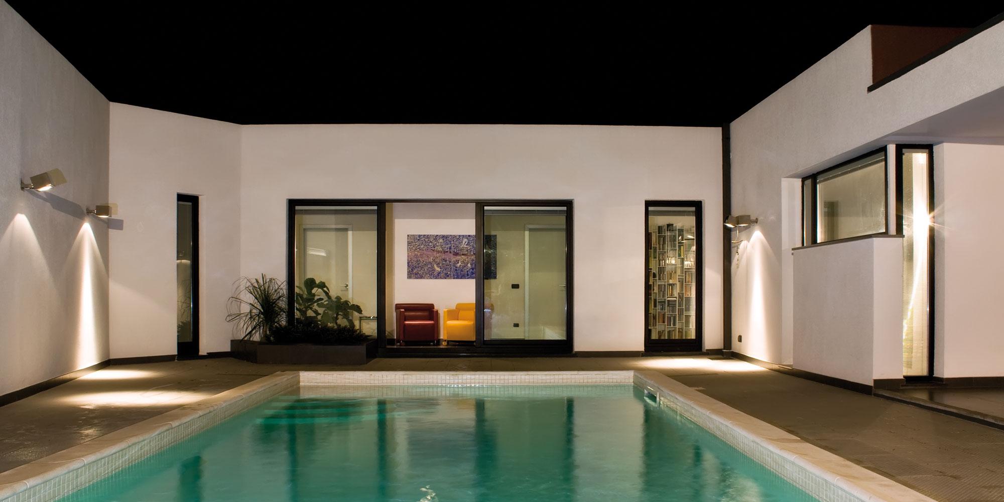 Colore esterno casa moderno great pavimento in graniglia for Esterno casa moderna